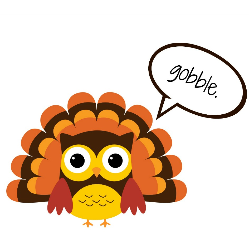 Thanksgiving Clipart Black And White | Clipart Panda - Free Clipart ...