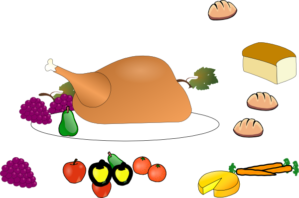 turkey dinner clip art clipart panda free clipart images rh clipartpanda com christmas turkey dinner clipart turkey dinner clipart black and white