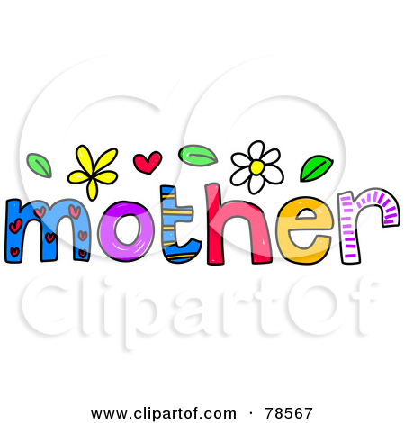 The Word Mother | Clipart Panda - Free Clipart Images