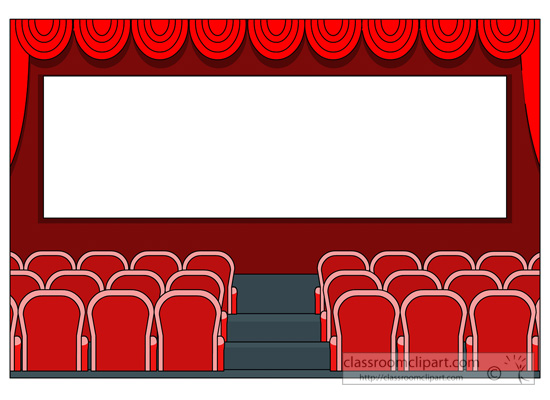 Theater Clipart theater%20clipart