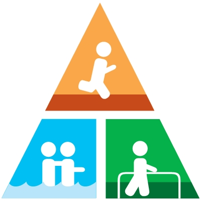 Hands on Physical Therapy Icon