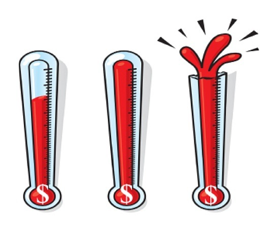 fundraising thermometer clip art clipart panda free blank fundraising thermometer clip art Clip Art Thermometer Fundraising Chart