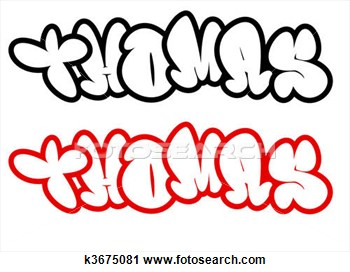 Thomas Clip Art