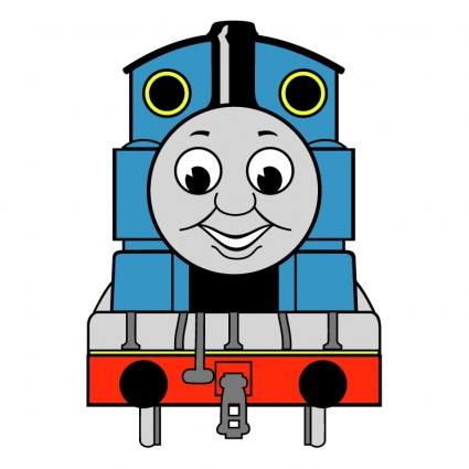 Thomas Tank Engine clipart Thomas The Tank Engine Face Template
