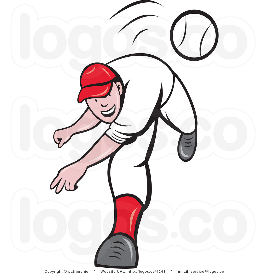 Viewing Gallery For - Clip Art Baseball Player