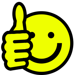 Thumbs Up Clip Art thumbs up clipart