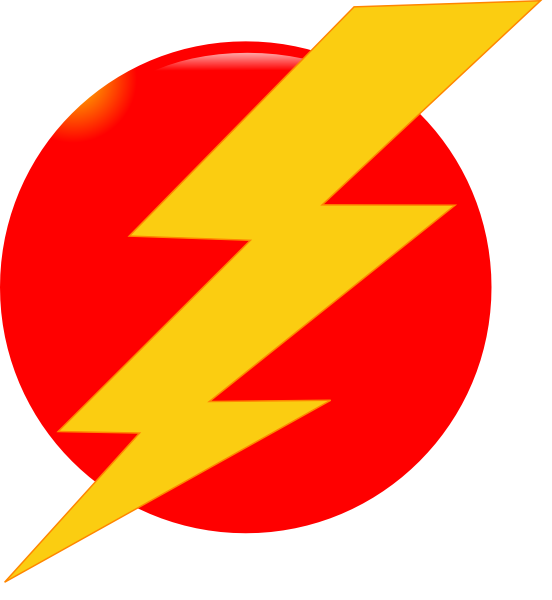 Thunder Bolt clip art - vector | Clipart Panda - Free ... Thunderbolt Clipart