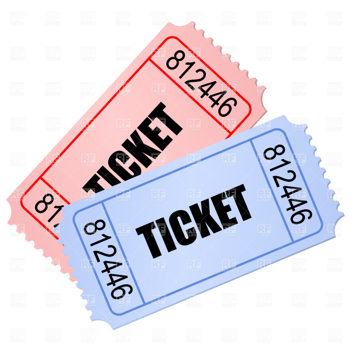 Tickets Clip Art ticket%20clipart