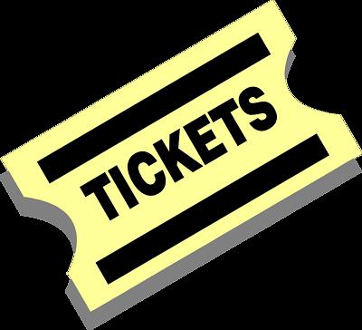 Ticket Clip Tickets Clip Art