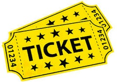 Ticket Clipart ticket%20clipart