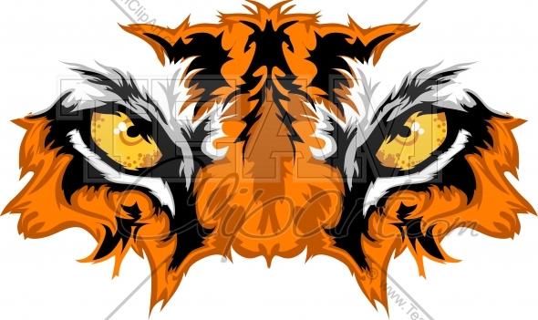 Tiger Eyes Vector Clipart | Clipart Panda - Free Clipart Images: www.clipartpanda.com/clipart_images/tiger-eyes-vector-clipart-5799454