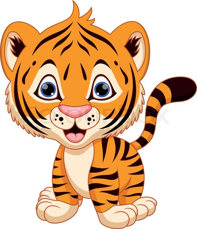 Tiger Clipart Free Dow...