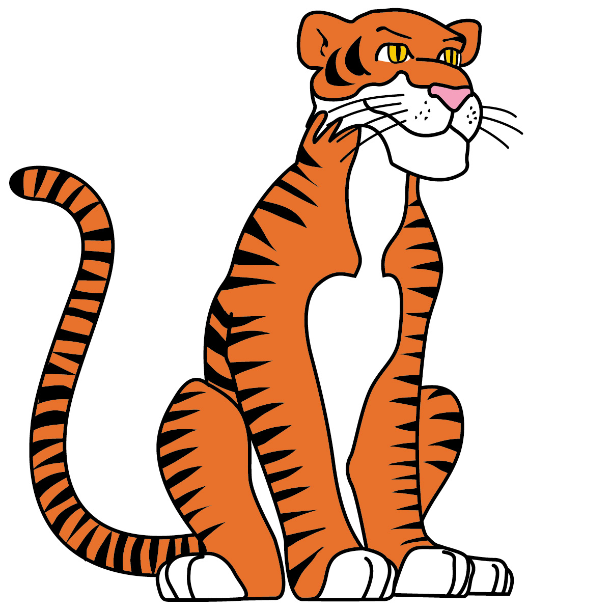 tiger cliparts clipart panda free clipart images tiger clip art images free tigger clip art images black and white
