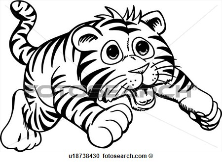 Tiger Clipart Free Download Clipart Panda