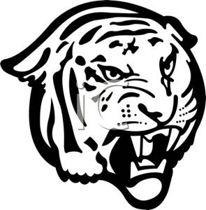 Tiger Coloring Pages Clipart Panda Free Clipart Images