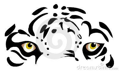 Tiger Eyes Clip Art Clipart Panda Free Clipart Images