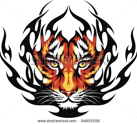 Angry Tiger Eyes Tattoo | www.pixshark.com - Images ...