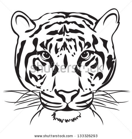Tiger Eyes Tattoo | Clipart Panda - Free Clipart Images