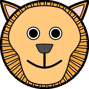 tiger-face-clip-art-color-Round-Lion-Face-Clip-Art.png