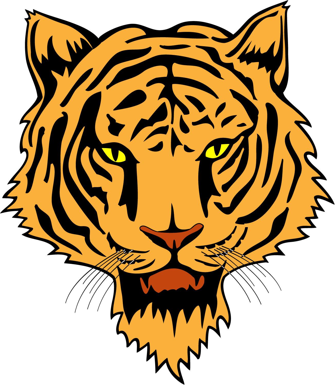 tiger head clip art clipart panda free clipart images tiger head clipart black and white tiger head clip art with green eyes