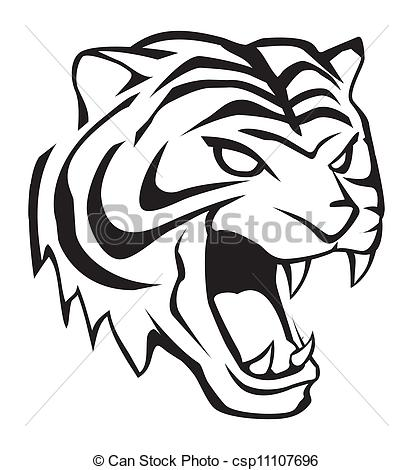 Easy tiger head drawings lektonfo easy tiger head drawings publicscrutiny Images