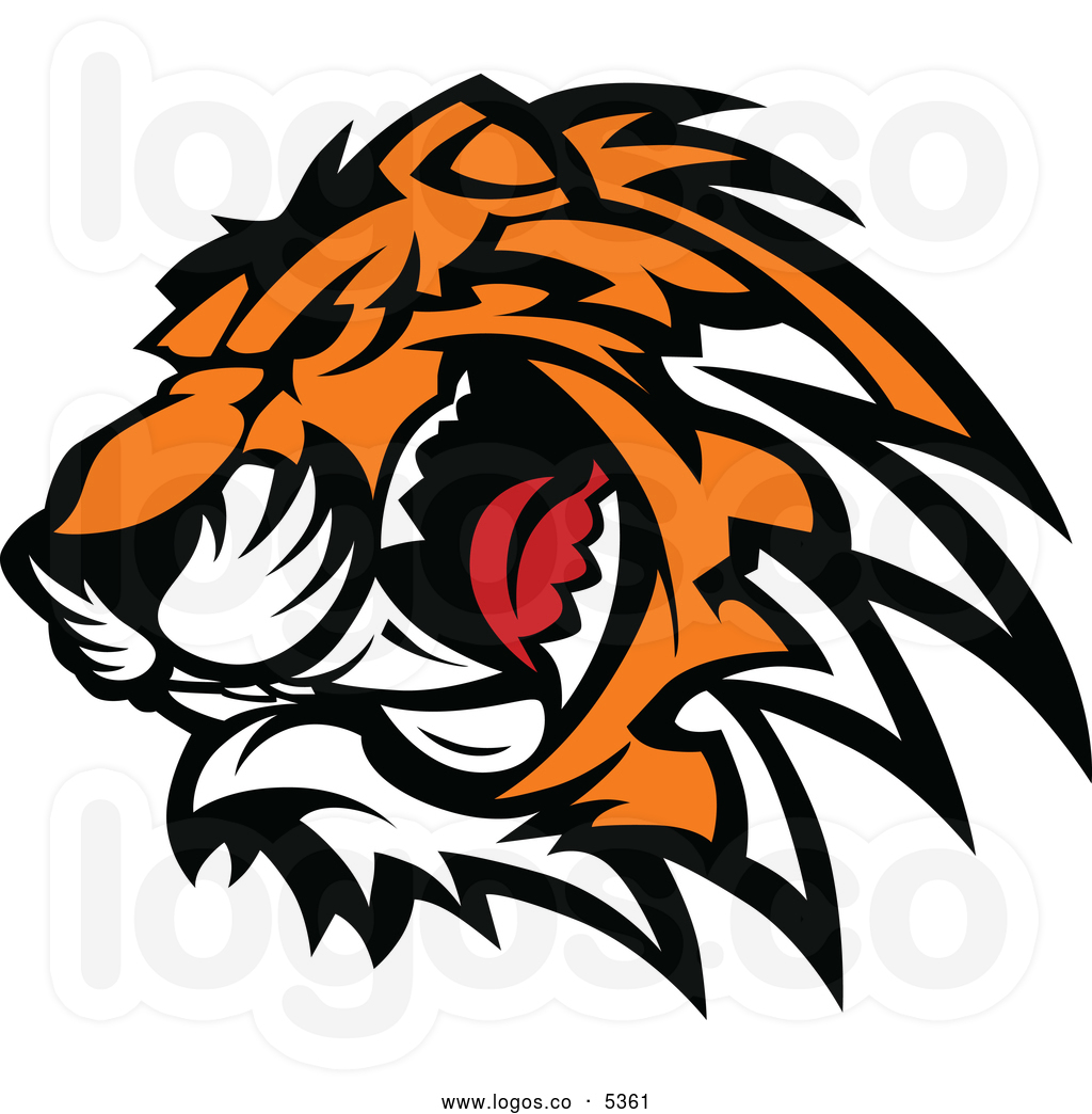 tiger soccer logo car interior design