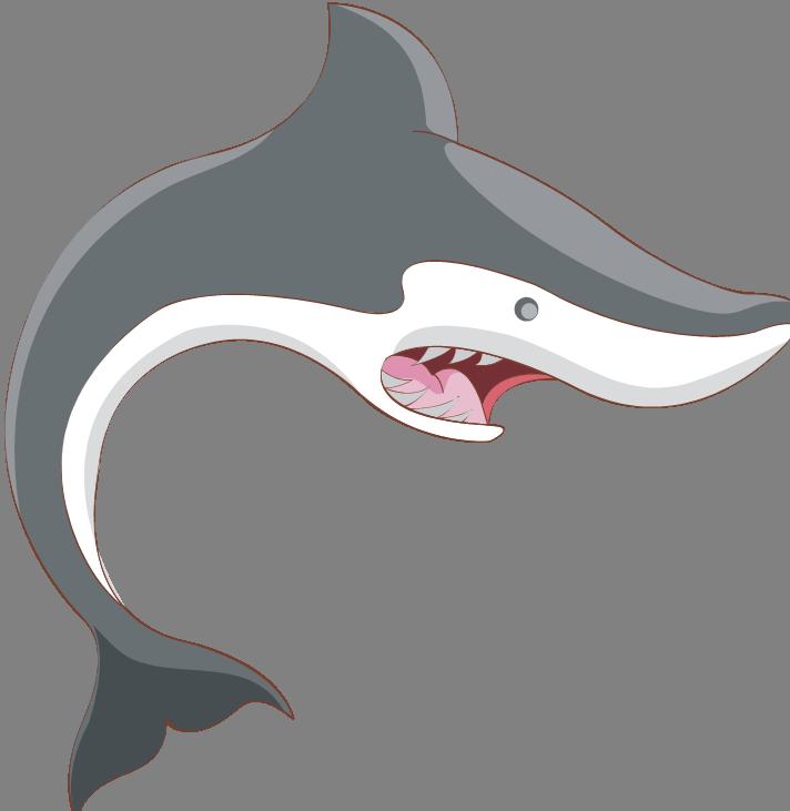 Tiger Shark Clip Art | Clipart Panda - Free Clipart Images