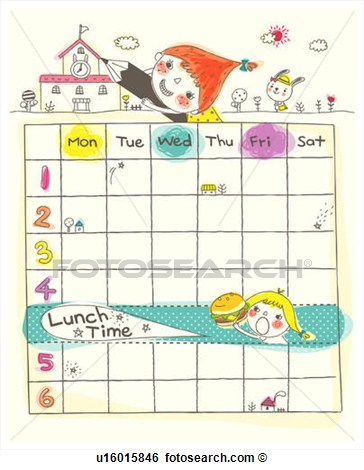Timetable Clipart Clipart Panda Free Clipart Images
