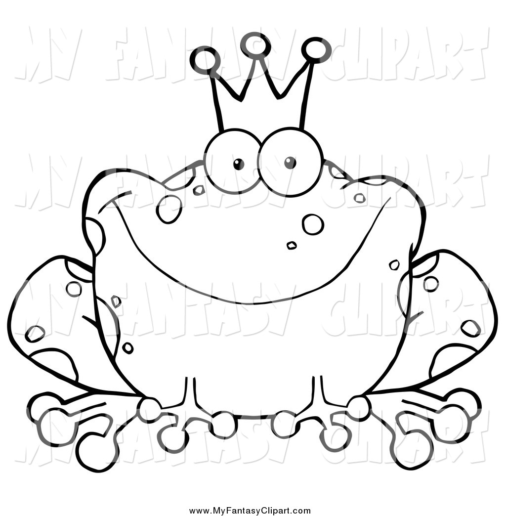 frog on a log clip art black and white clipart panda free