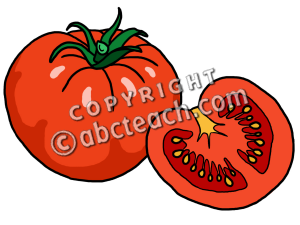 Clip Art: Tomatoes Color | Clipart Panda - Free Clipart Images