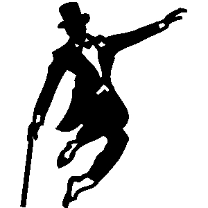 Top Hat And Cane Clipart | Clipart Panda - Free Clipart Images