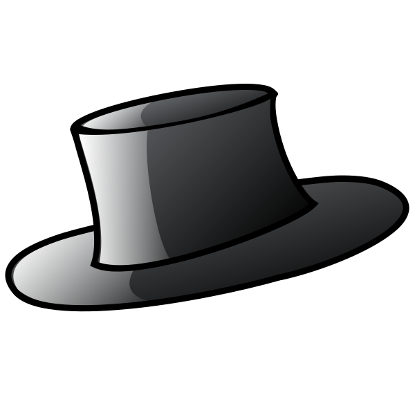 Top Hat Clipart | Clipart Panda - Free Clipart Images