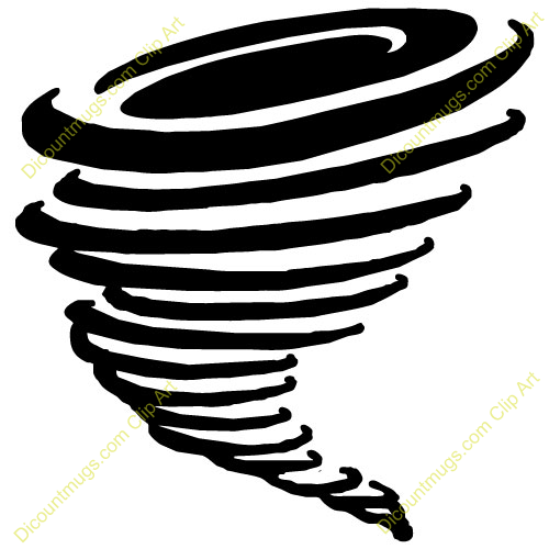 free animated tornado clipart - photo #7