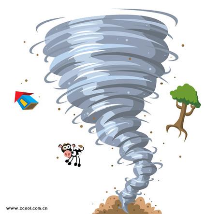 Tornado Clip Art Free Download - 45.0KB