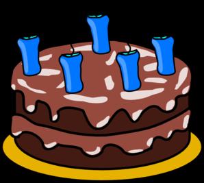 Birthday Cake Clip Art No Background