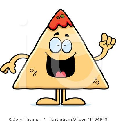 Cartoon Nachos Clipart Nacho Chips Clipart