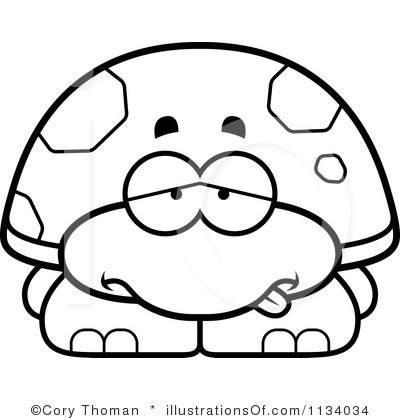 tortoise%20clipart%20black%20and%20white