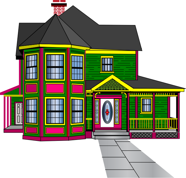 Townhouse Clipart | Clipart Panda - Free Clipart Images
