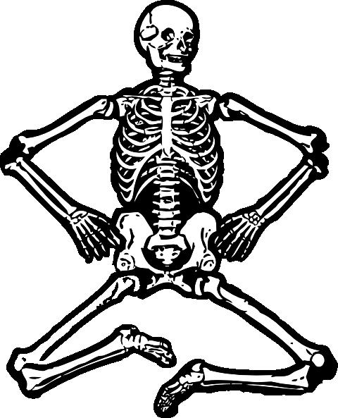 Dinosaur Skeleton Outline | Clipart Panda - Free Clipart Images
