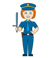 Female Police Officer Clipart | Clipart Panda - Free ...Police Woman Clipart