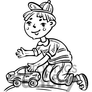 Toy Car Clipart Black And White Clipart Panda Free Clipart Images