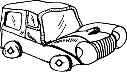 Car Clip Art Black And White