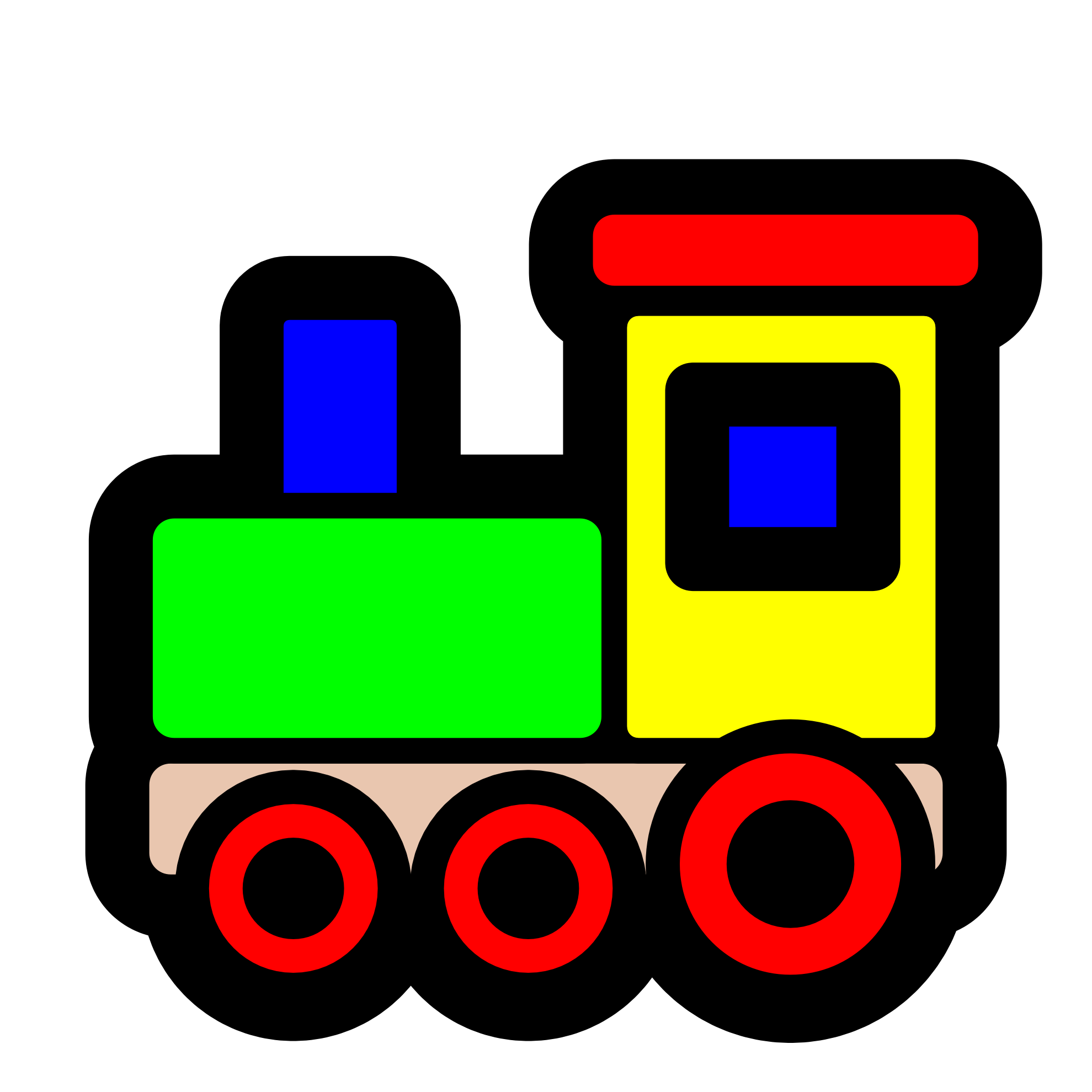 toy trains clipart clipart panda free clipart images rh clipartpanda com toy train clipart black and white Wood Toy Trains