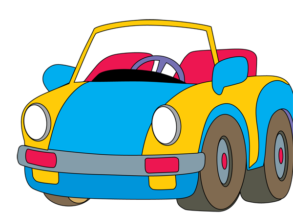 Toys Clip Art : Toy car clipart panda free images