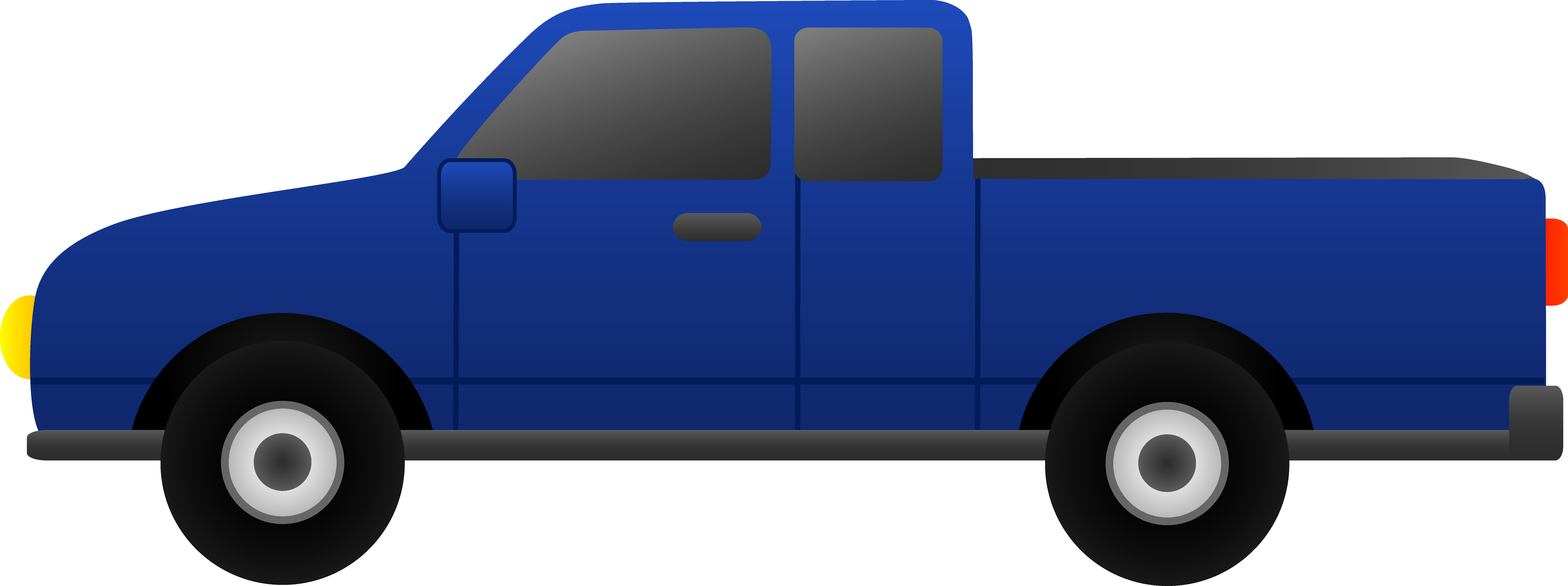 Toyota Pickup Truck Clipart | Clipart Panda - Free Clipart Images