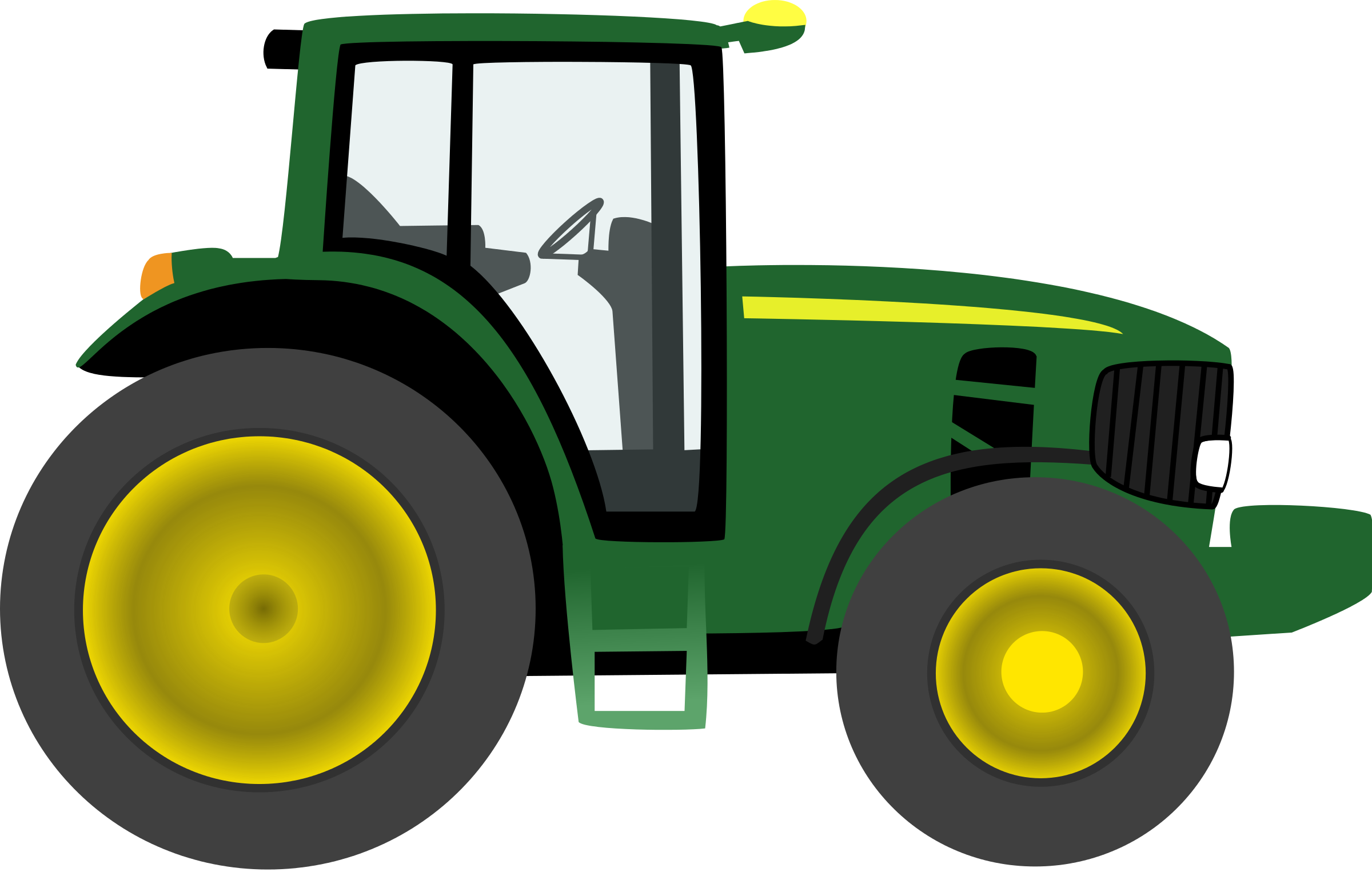 Tractor clip art clipart panda free clipart images for Tractor art projects