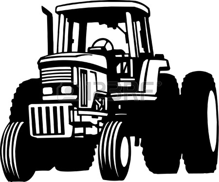 Tractor Vinyl Ready clipart | Clipart Panda - Free Clipart Images