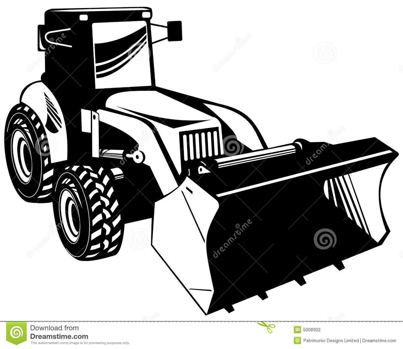 tractor clipart black and white clipart panda free clipart images rh clipartpanda com