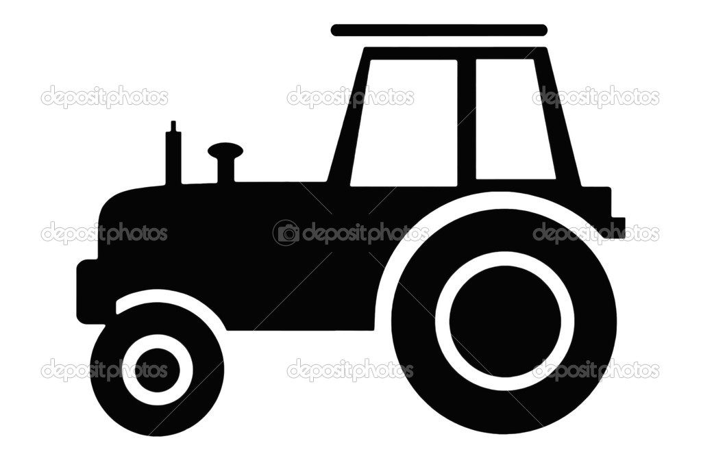Orange tractor clipart clipart panda free clipart images for Tractor art projects