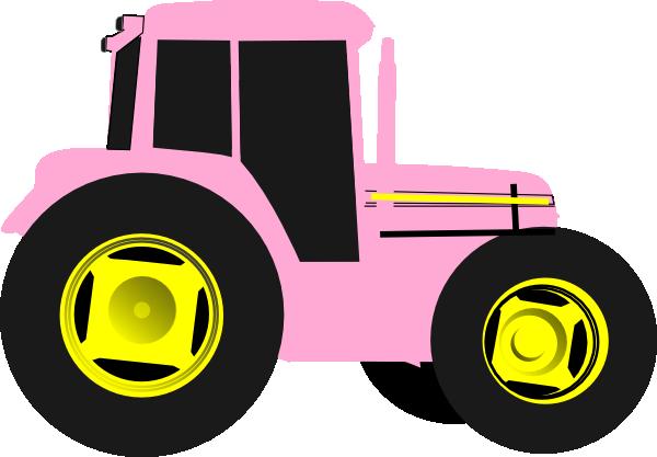 Tractor Clip Art Transparent : John deere green tractor clipart panda free